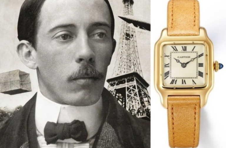 Santos de Cartier: Η ιστορία πίσω από το πρώτο ρολόι χειρός