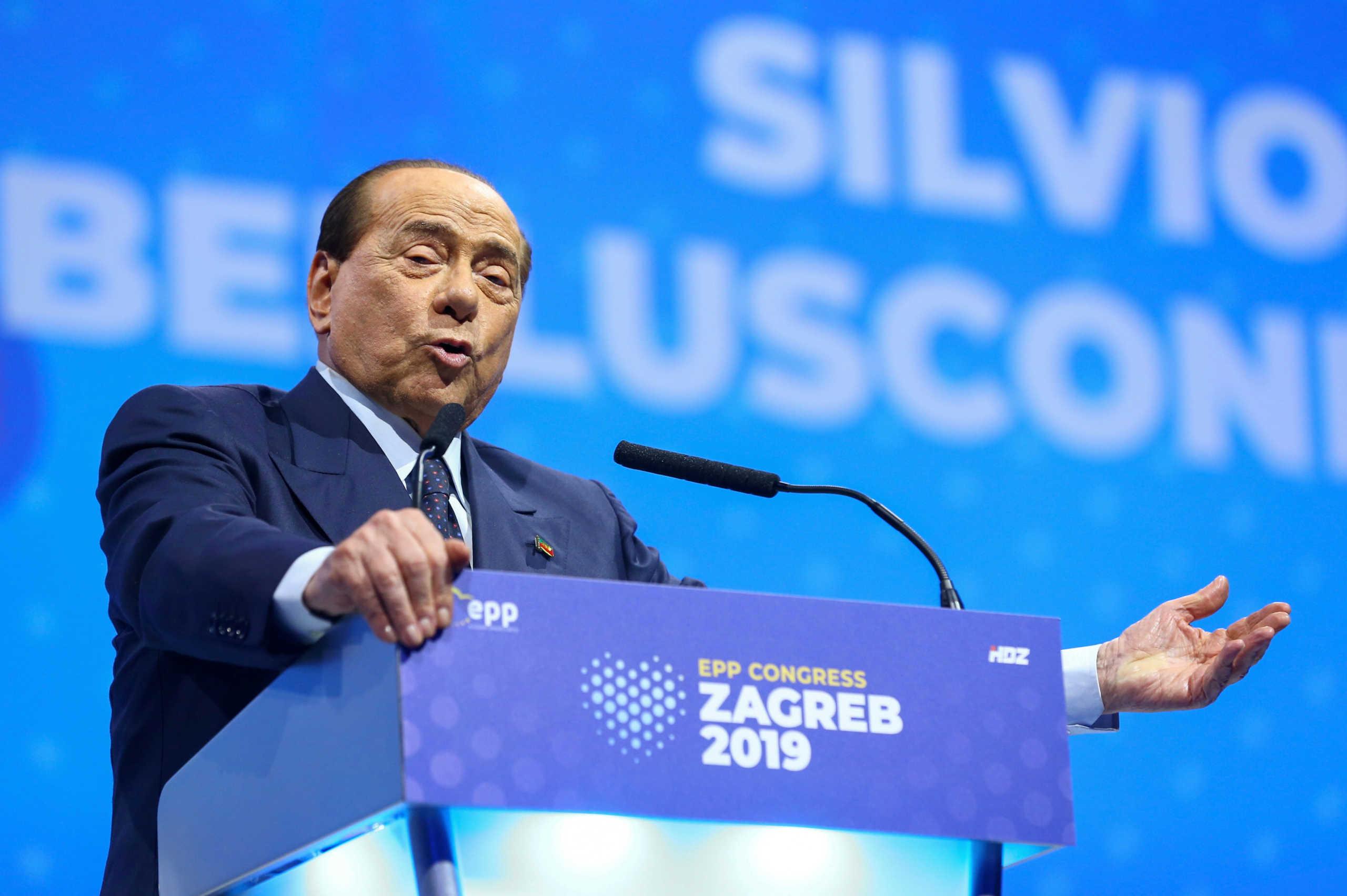 """Ιταλία: """"Ψήνεται"""" επιστροφή του Μπερλουσκόνι στην κυβέρνηση – """"Δεν αποτελεί ταμπού"""""""