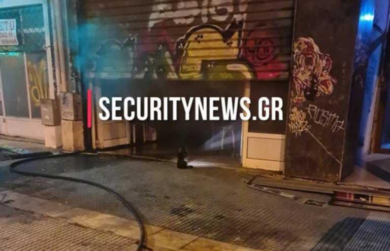 Θεσσαλονίκη: Αναστάτωση από φωτιά σε συνεργείο αυτοκινήτων! Οι Πυροσβέστες πρόλαβαν τα χειρότερα (Φωτό)