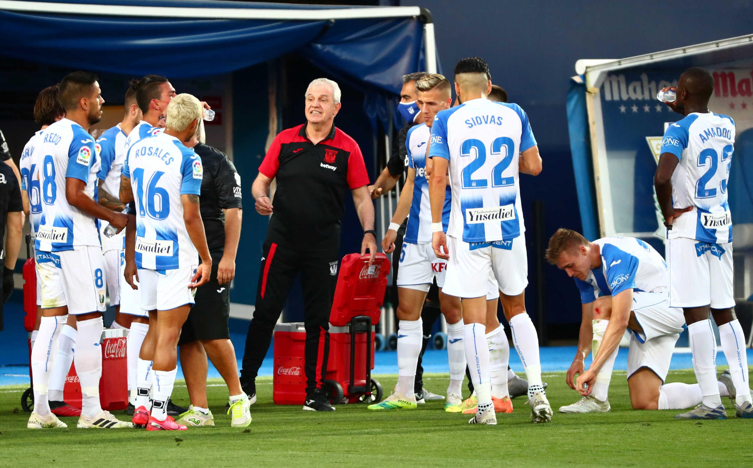 "La Liga: Υποβιβάστηκε η Λεγκανές του Σιόβα – ""Έκλεψε"" τη θέση για την Ευρώπη η Γρανάδα (videos)"