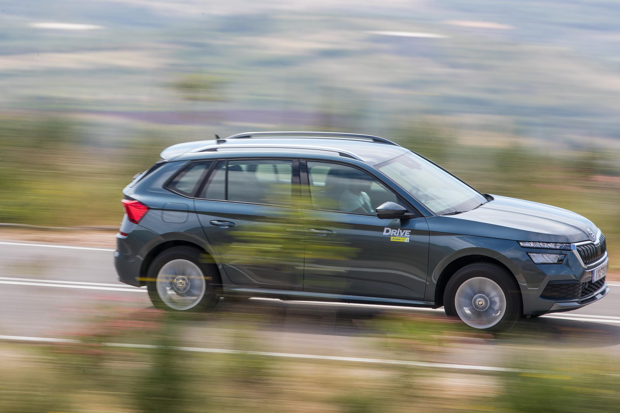 Δοκιμάζουμε το Skoda Kamiq 1.0 G-TEC, το SUV που προσφέρει την πιο οικονομική μετακίνηση! [pics]