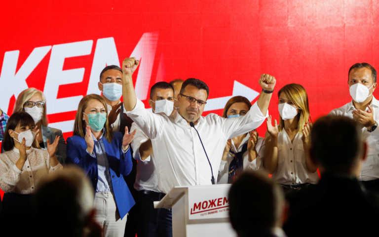 Βόρεια Μακεδονία: Νίκη στο