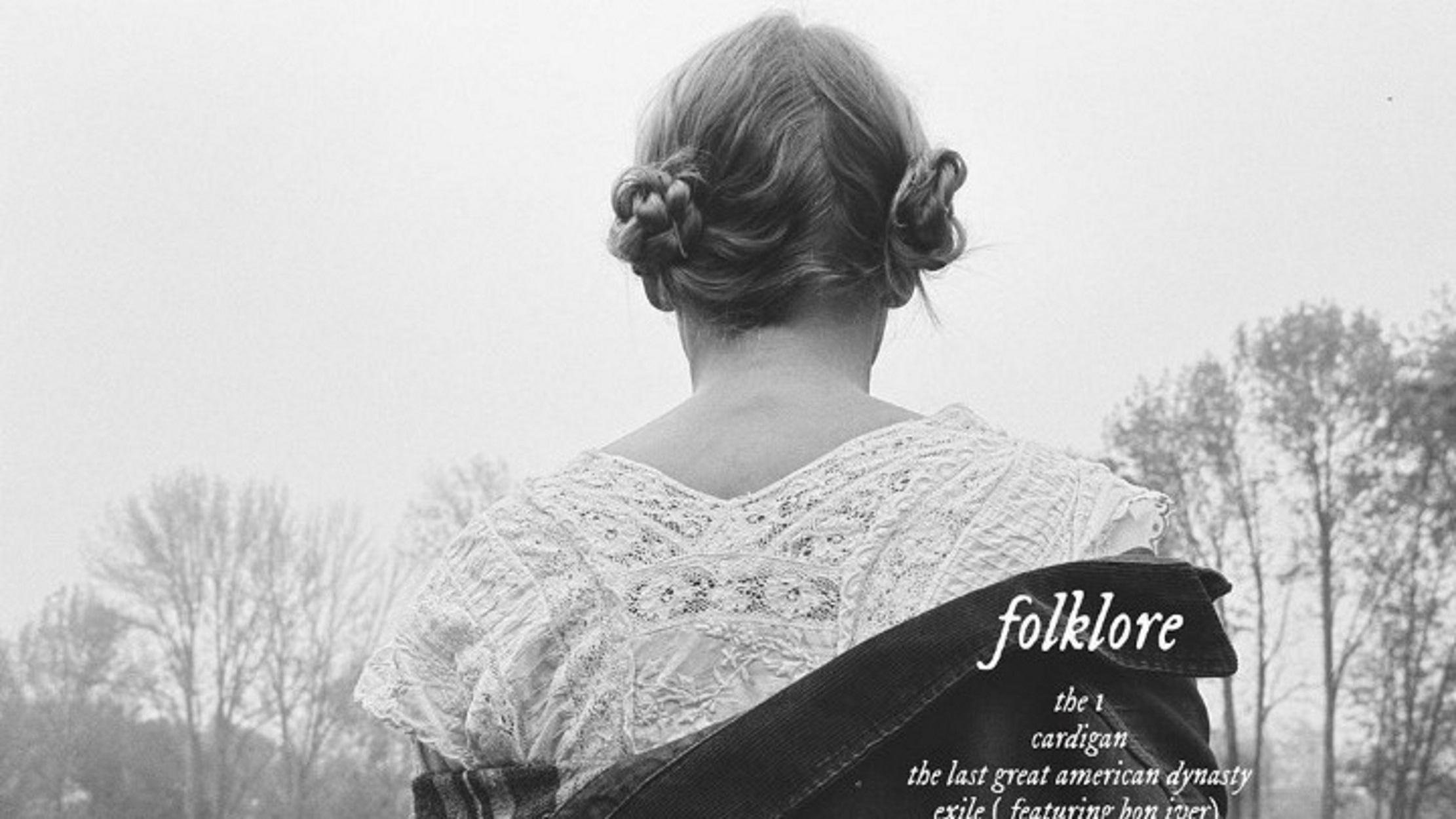 Τέιλορ Σουίφτ: Αλλάζει λογότυπο στα προϊόντα του «Folklore»