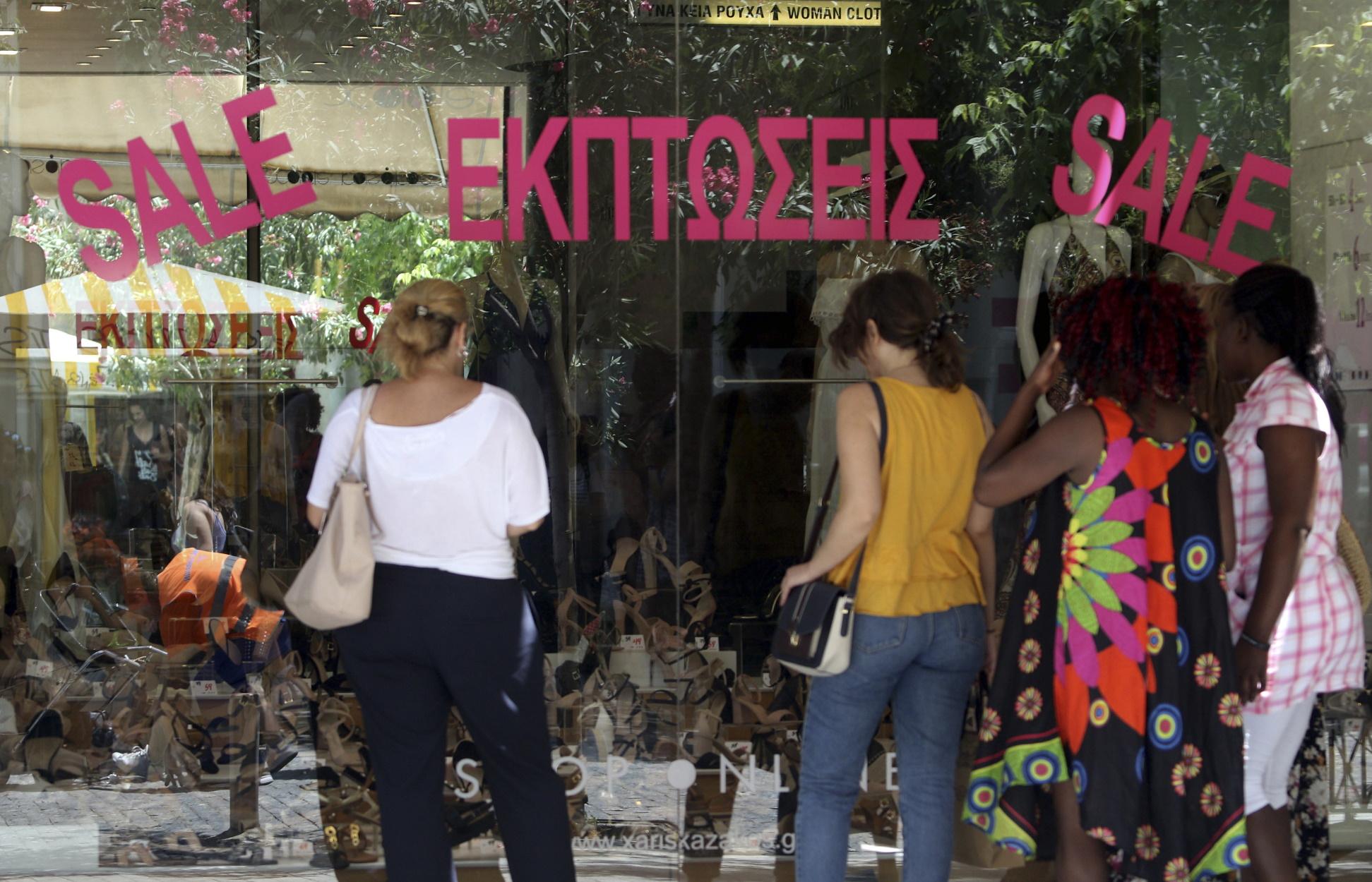 Θερινές εκπτώσεις 2020: Ποια Κυριακή είναι ανοιχτά τα μαγαζιά