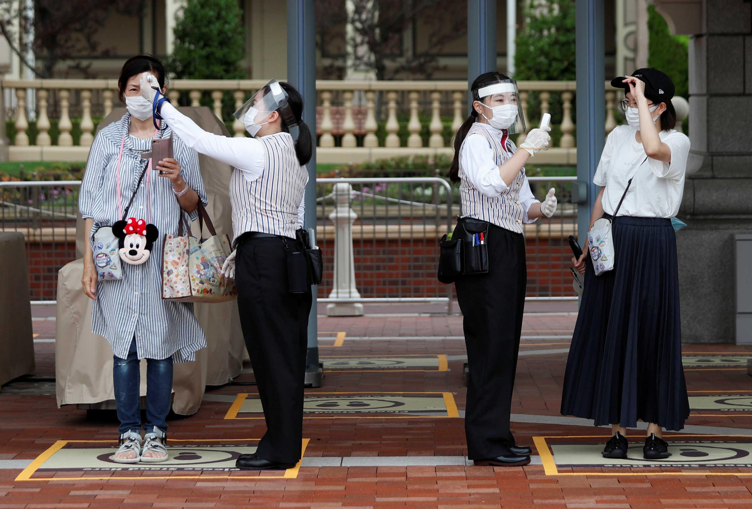 Ιαπωνία – Κορονοϊός: Ένα βήμα πριν από την κατάσταση έκτακτης ανάγκης η χώρα