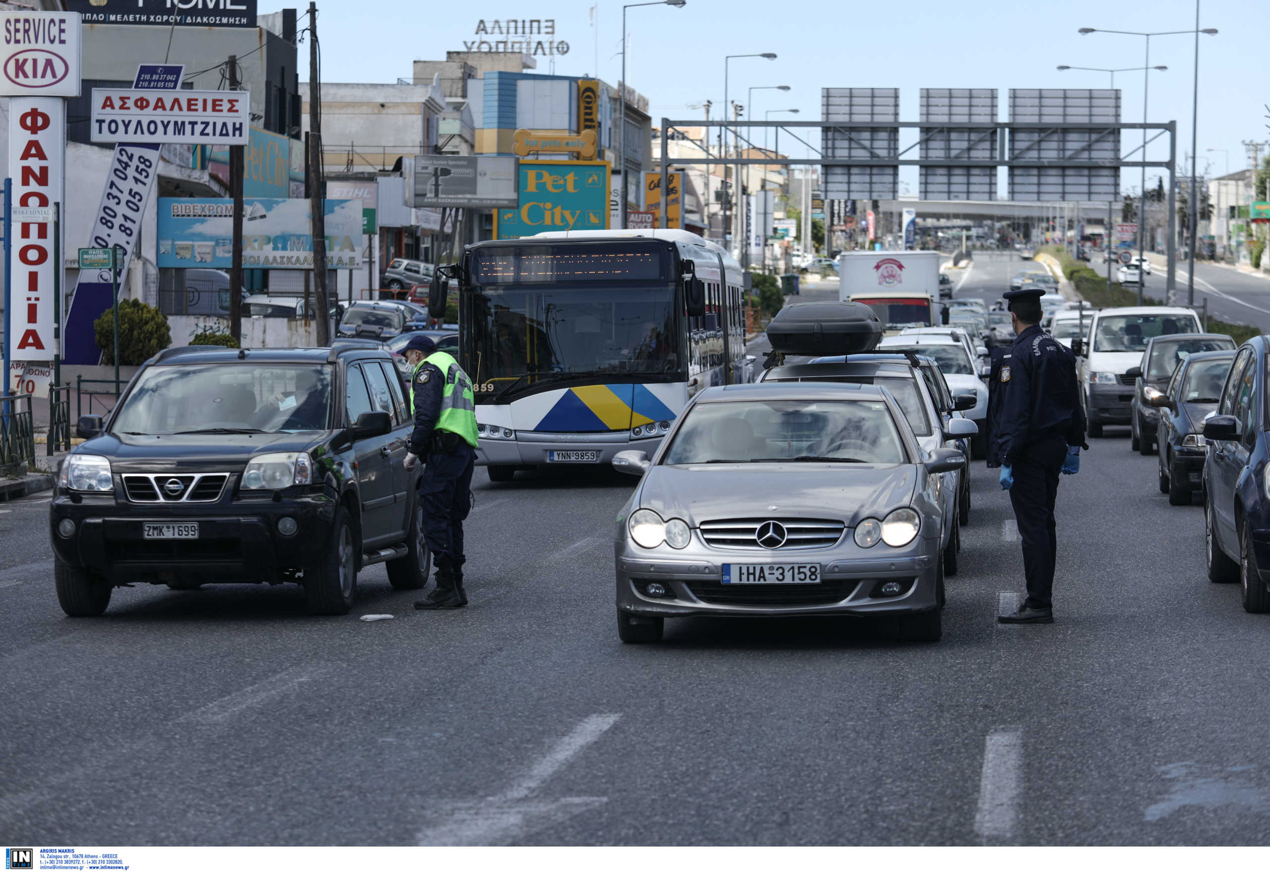 Αδιόρθωτοι οι Έλληνες – 471 παραβάσεις σε ένα τριήμερο για οδήγηση υπό την επήρεια αλκοόλ