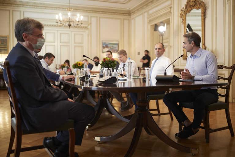 Διάγγελμα Μητσοτάκη: Η νέα στήριξη στον Τσιόδρα και το μήνυμα στους συνωμοσιολόγους