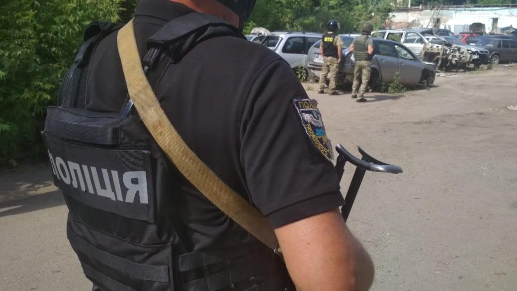 Νέα υπόθεση ομηρίας στην Ουκρανία: Άνδρας κρατά υψηλόβαθμο αστυνομικό