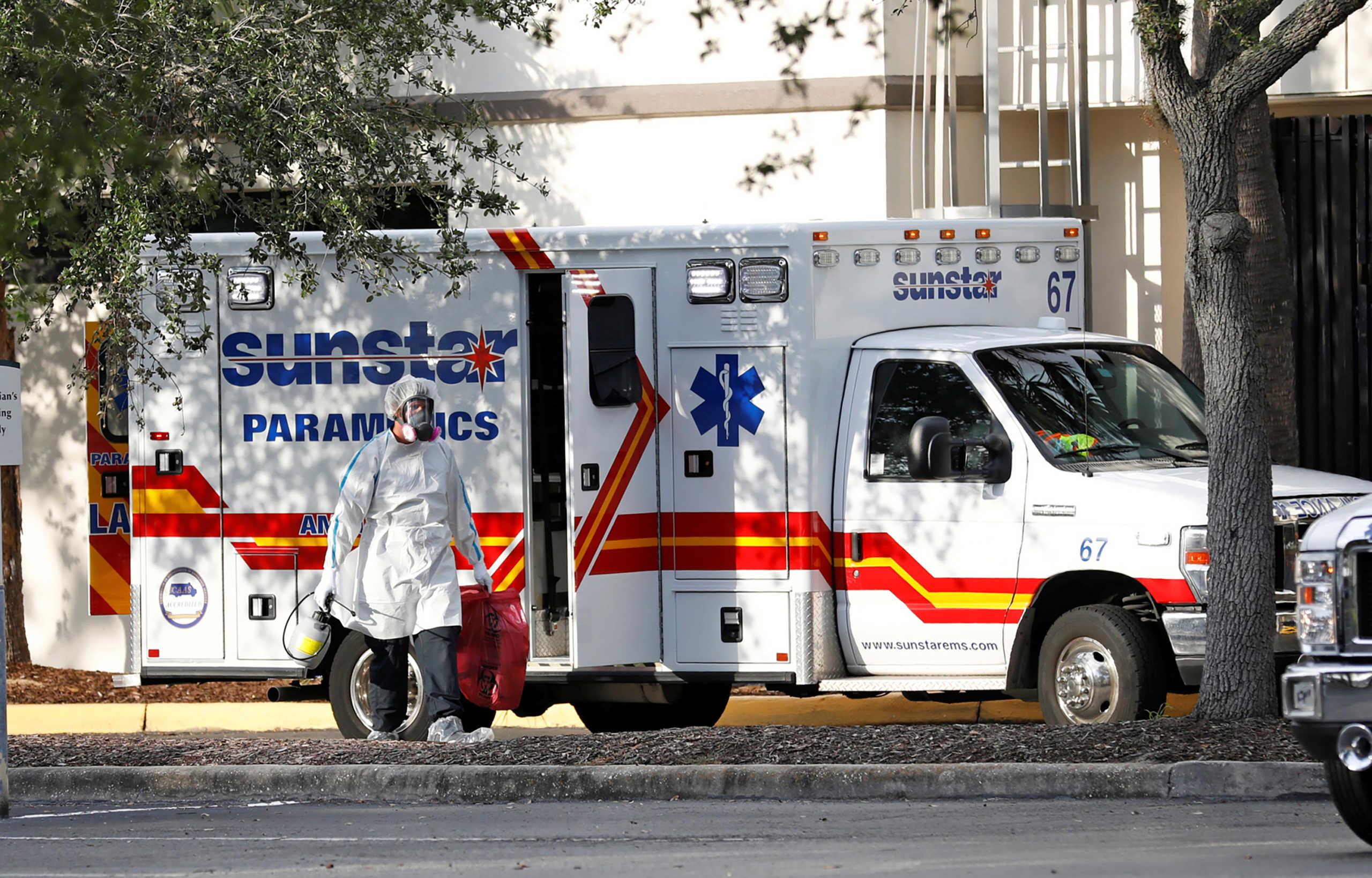 ΗΠΑ: Ασύλληπτο! Νέο ρεκόρ με σχεδόν 4.000 θανάτους από κορονοϊό το τελευταίο 24ωρο