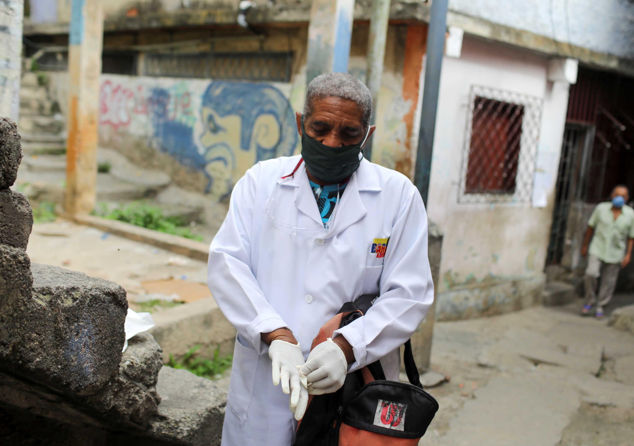 Αυστηρή καραντίνα σε Καράκας και Πολιτεία Μιράντα μετά την αύξηση κρουσμάτων κορονοϊού