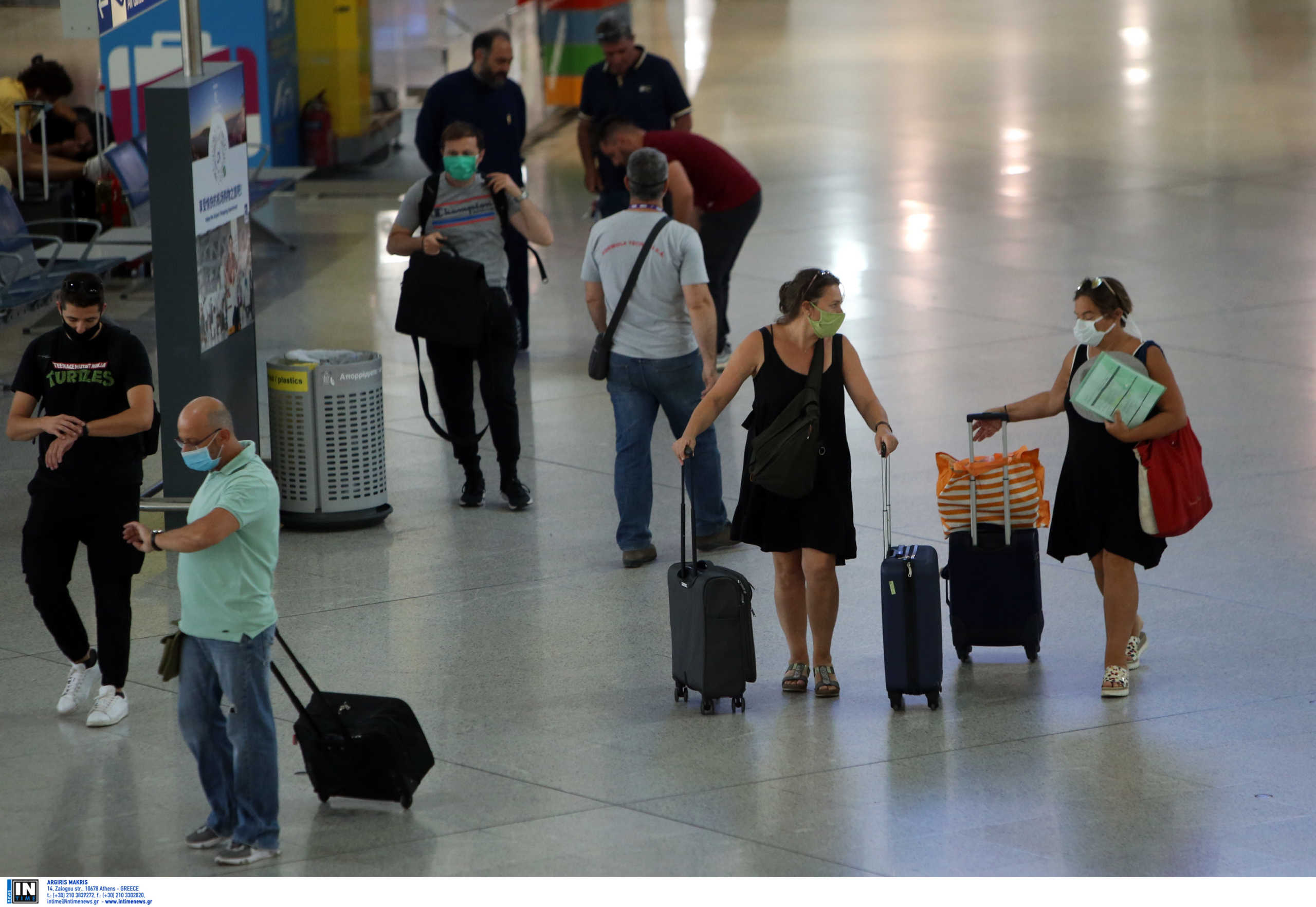 Παράταση ΝΟΤΑΜ έως 13 Σεπτεμβρίου για πτήσεις από και προς τα νησιά