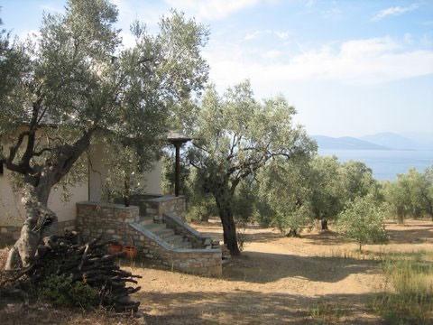 Αυτή είναι η βίλα της οικογένειας Τζόνσον στο Πήλιο – Σάλος με το ταξίδι του πατέρα του Βρετανού πρωθυπουργού στην Ελλάδα.....