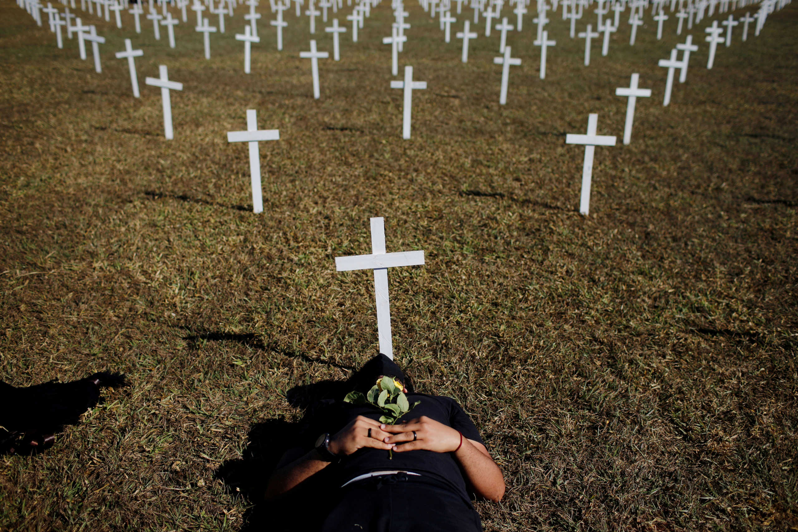 Κορονοϊός: Πάνω από 2,8 εκατ. θανάτους και 130 εκατ. κρούσματα παγκοσμίως