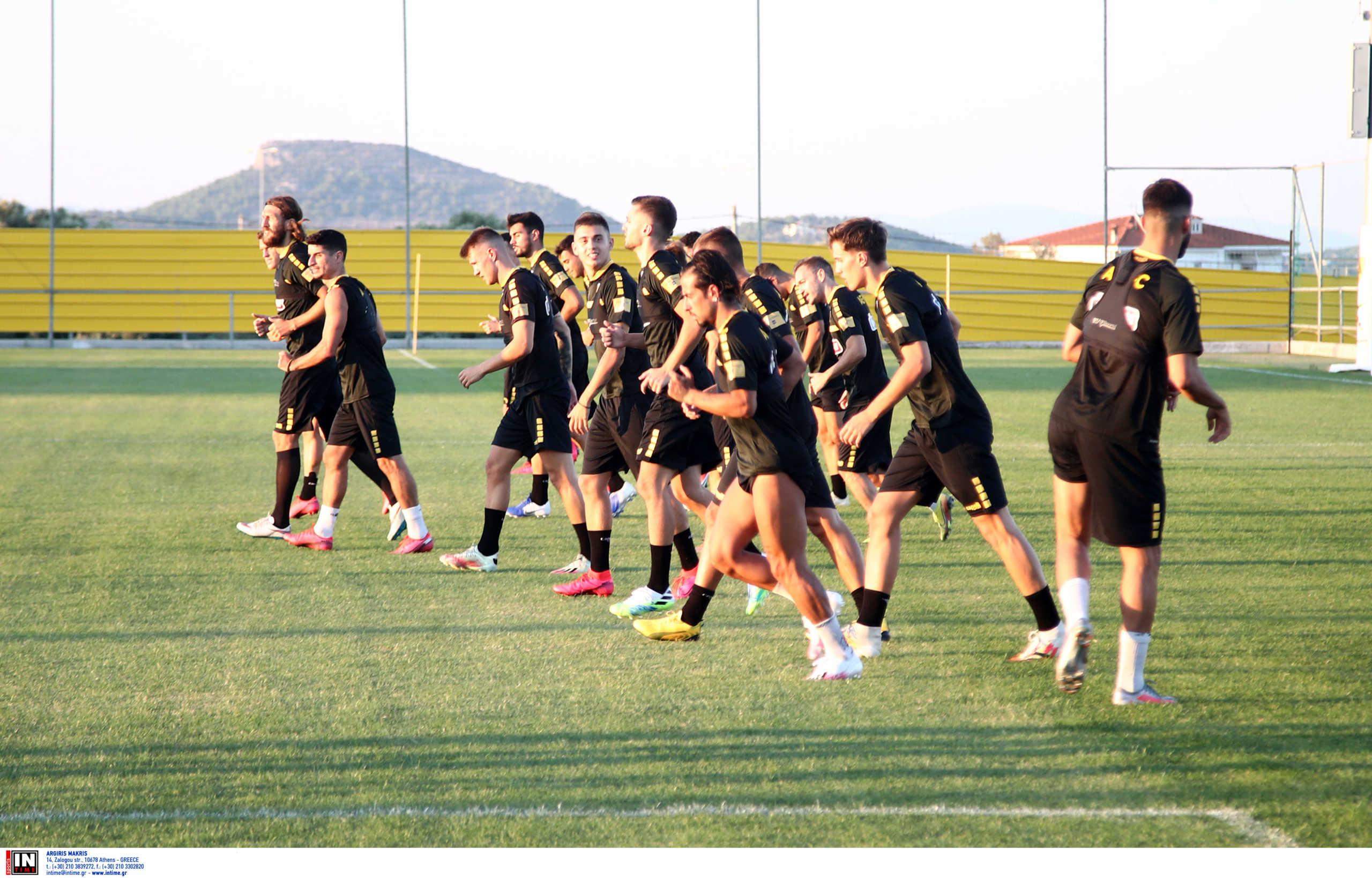 ΑΕΚ: Απίθανο να προλάβει ο Χνιντ το ματς με τον Βόλο