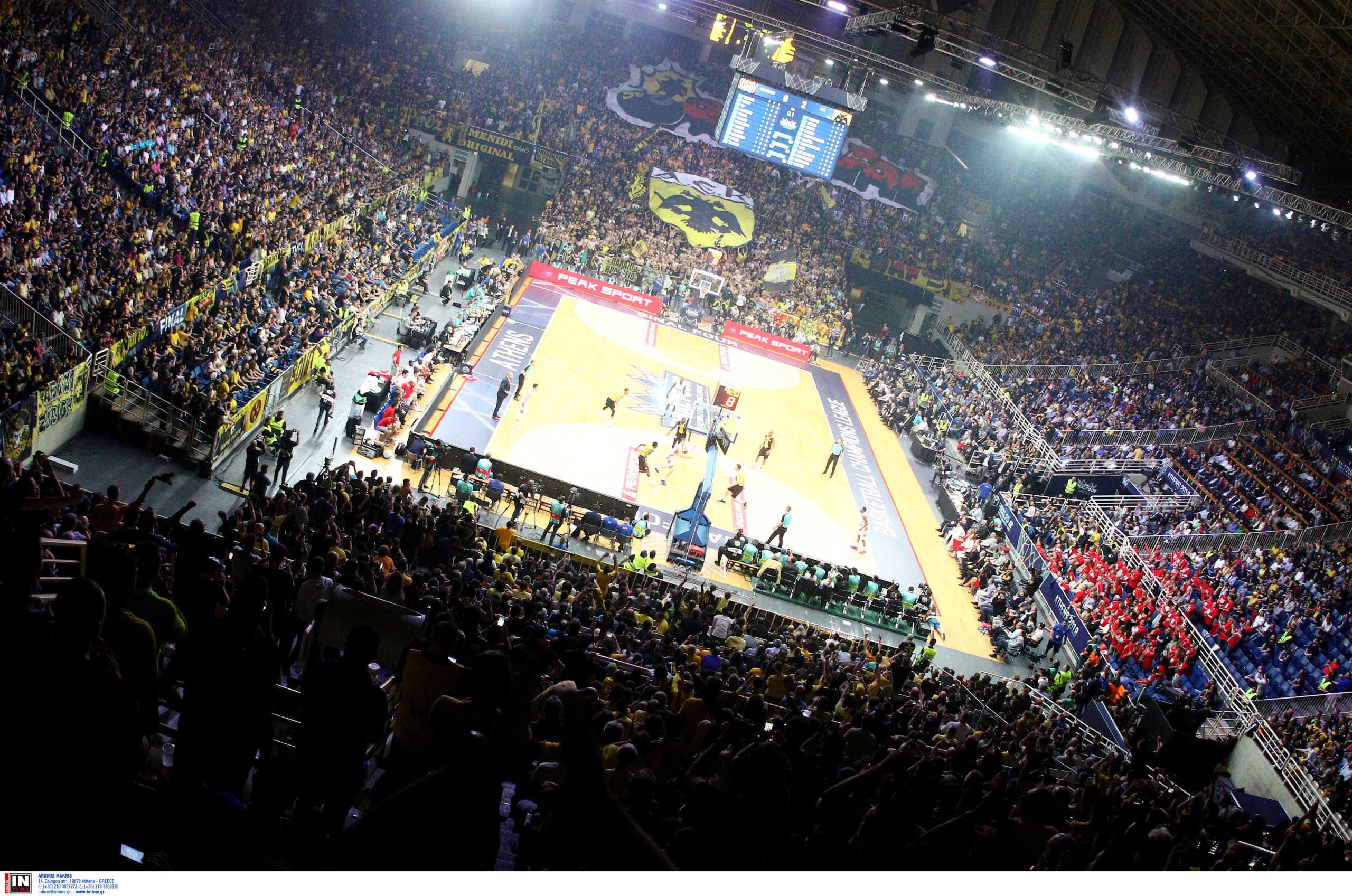 Στον… αέρα το Final 8 του Basketball Champions League του ΟΑΚΑ