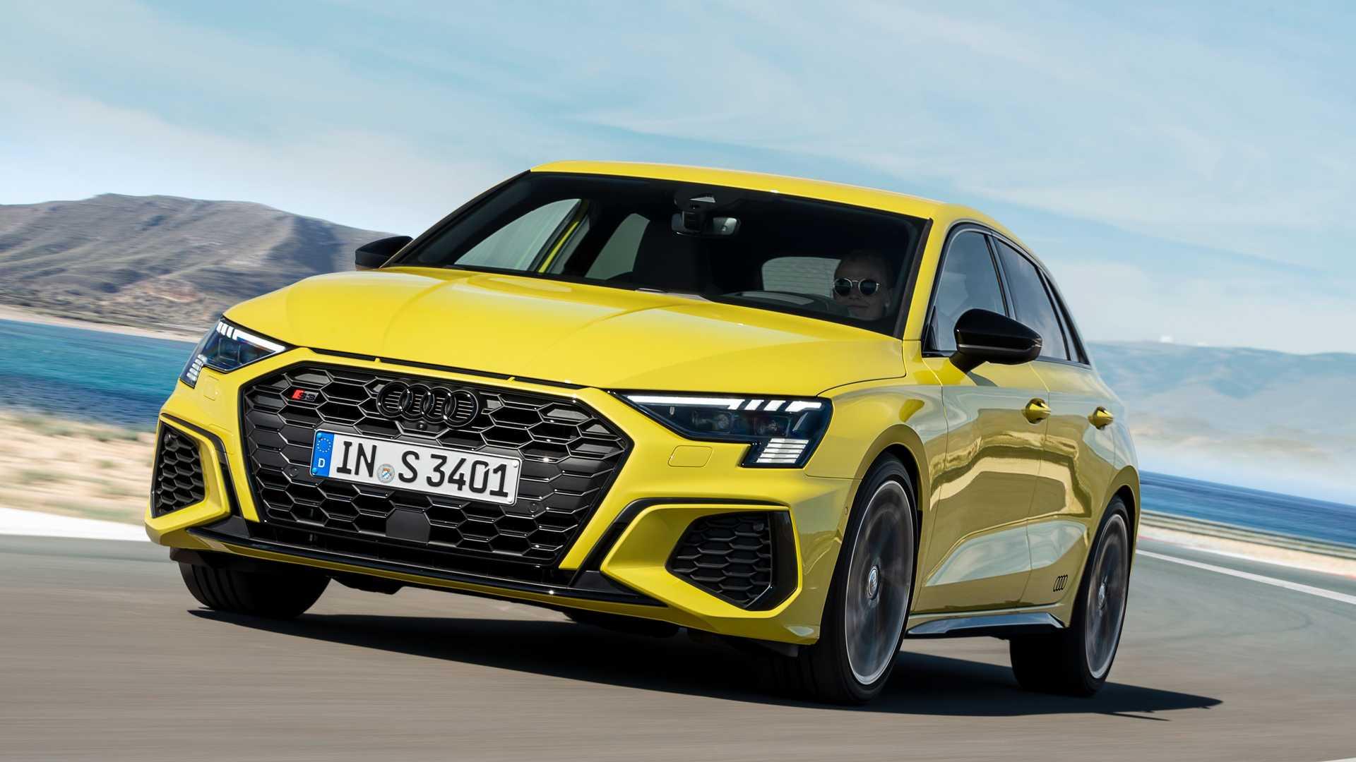Νέα Audi S3 Sportback και S3 Sedan