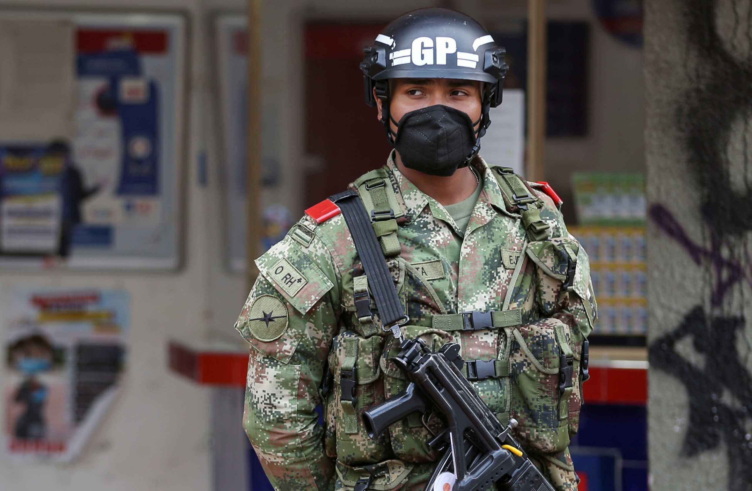 Σφαγή με πέντε νεκρούς στην Κολομβία – Ανάμεσά τους ένα κοριτσάκι 3 ετών