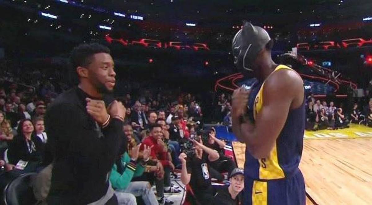 """Σοκαρισμένο το ΝΒΑ από το θάνατο του """"Black Panther"""", Chadwick Boseman"""