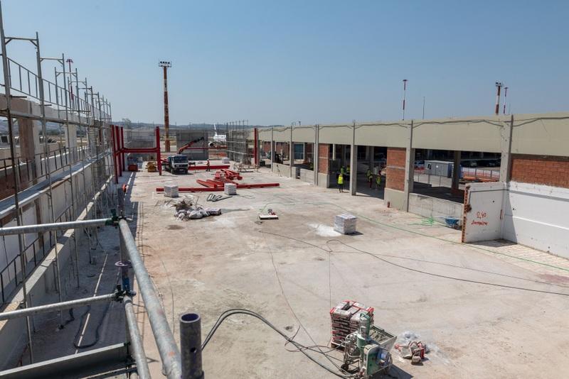 DHLExpress: Ξεκίνησε επένδυση 7 εκατ. ευρώ στο αεροδρόμιο Θεσσαλονίκης
