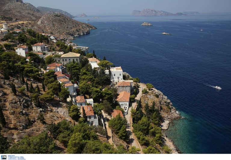 Κατάλληλες για κολύμβηση οι ακτές στην Ύδρα και στο Αγκίστρι