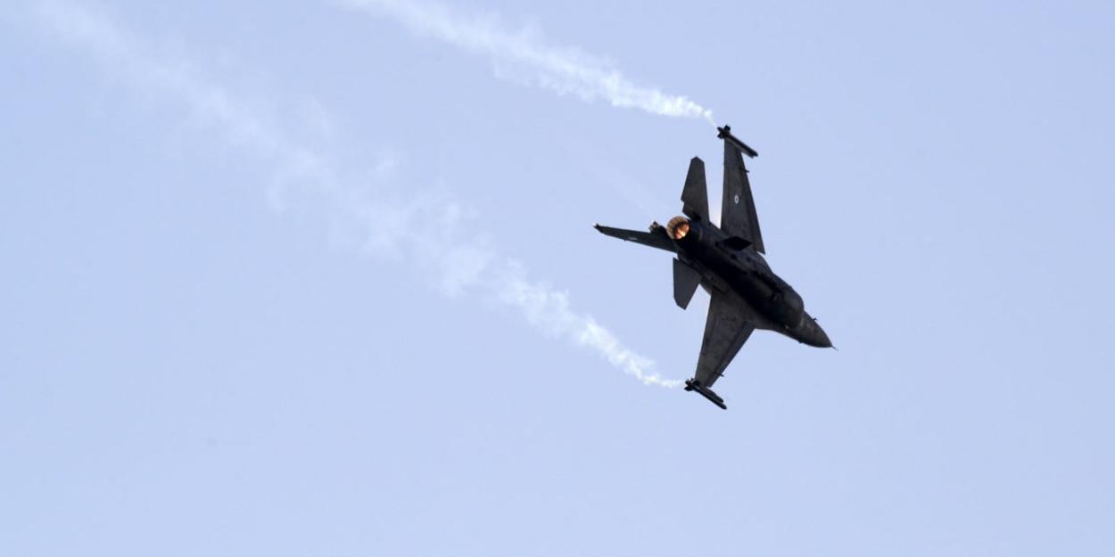 Μετά τη θάλασσα προκαλούν και στον αέρα!Πτήσεις τουρκικών F-16 πάνω από ελληνικά νησιά