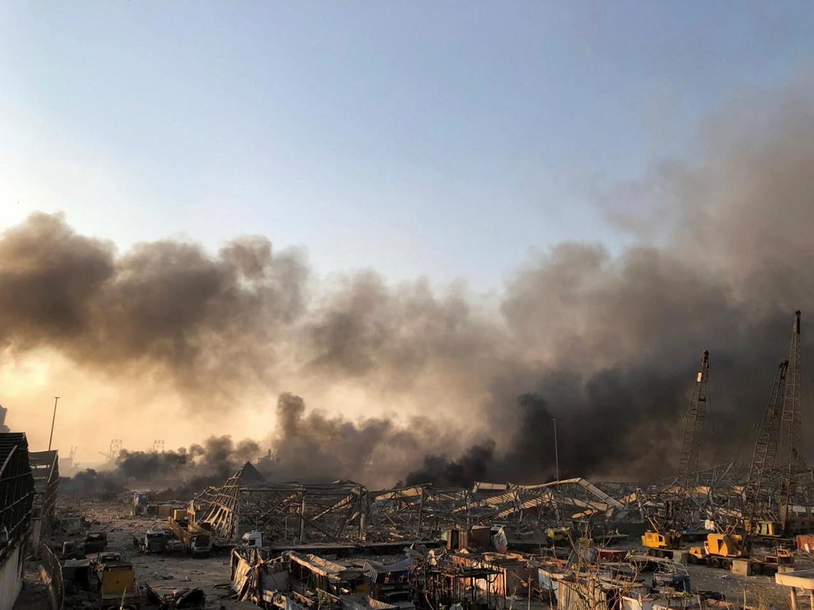 Θαύμα στον Λίβανο; Ίχνη ζωής στα χαλάσματα ένα μήνα μετά τη φονική έκρηξη στη Βηρυτό