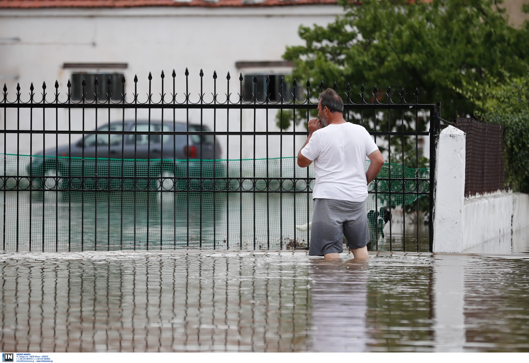 Αττική: 50 εκατ. ευρώ για έργα αποκατάστασης από φυσικές καταστροφές
