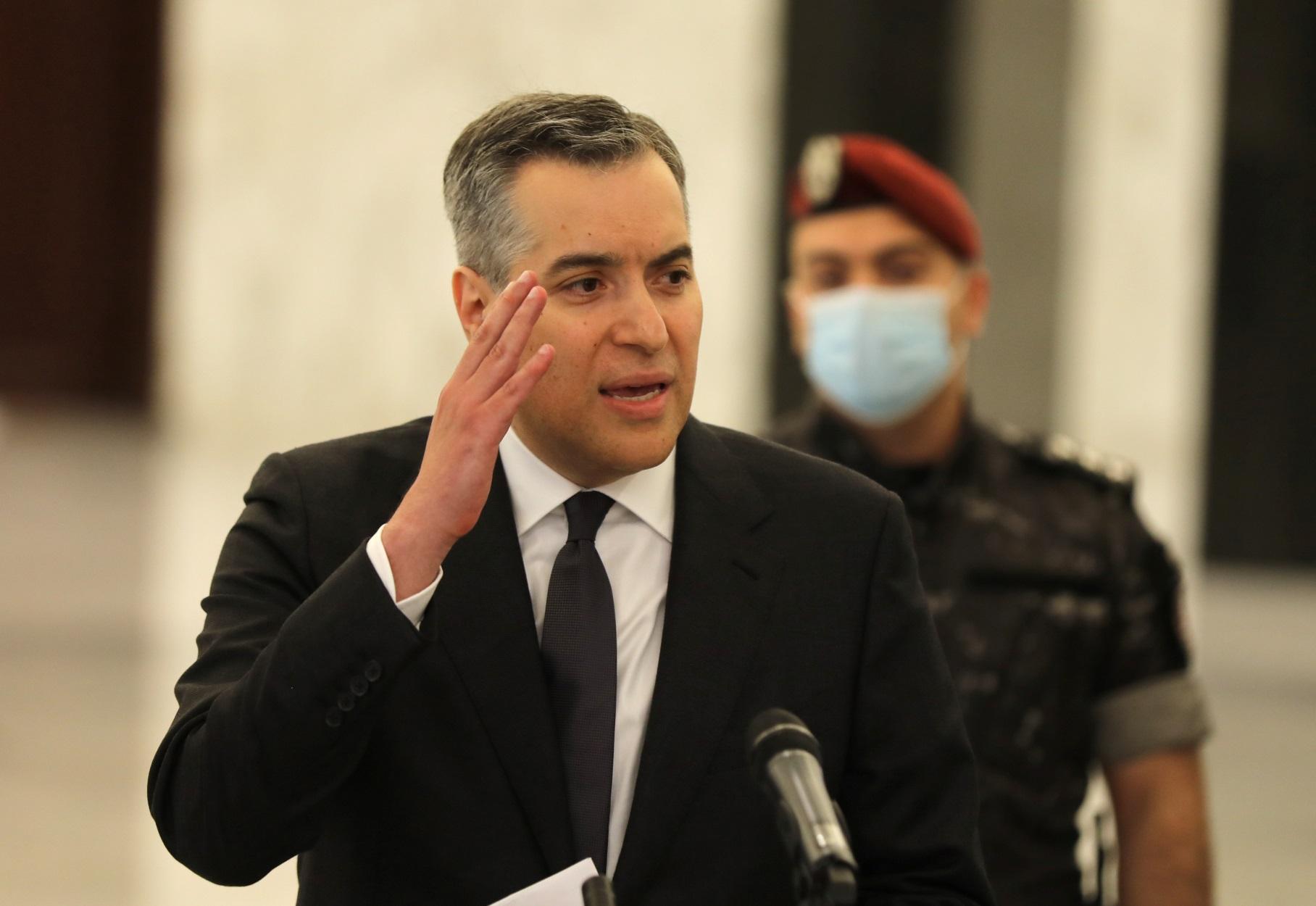 Λίβανος: Νέος πρωθυπουργός ο διπλωμάτης Μουστάφα Αντίμπ