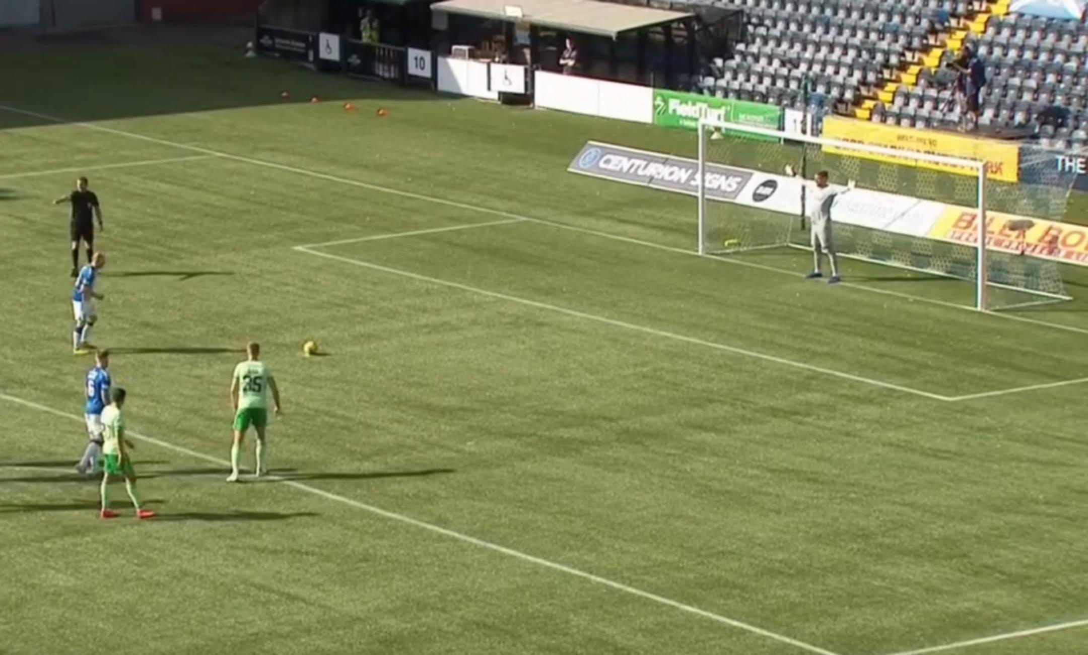 Ο Μπάρκας δέχθηκε γκολ με πέναλτι στο ντεμπούτο του στη Σέλτικ (video)