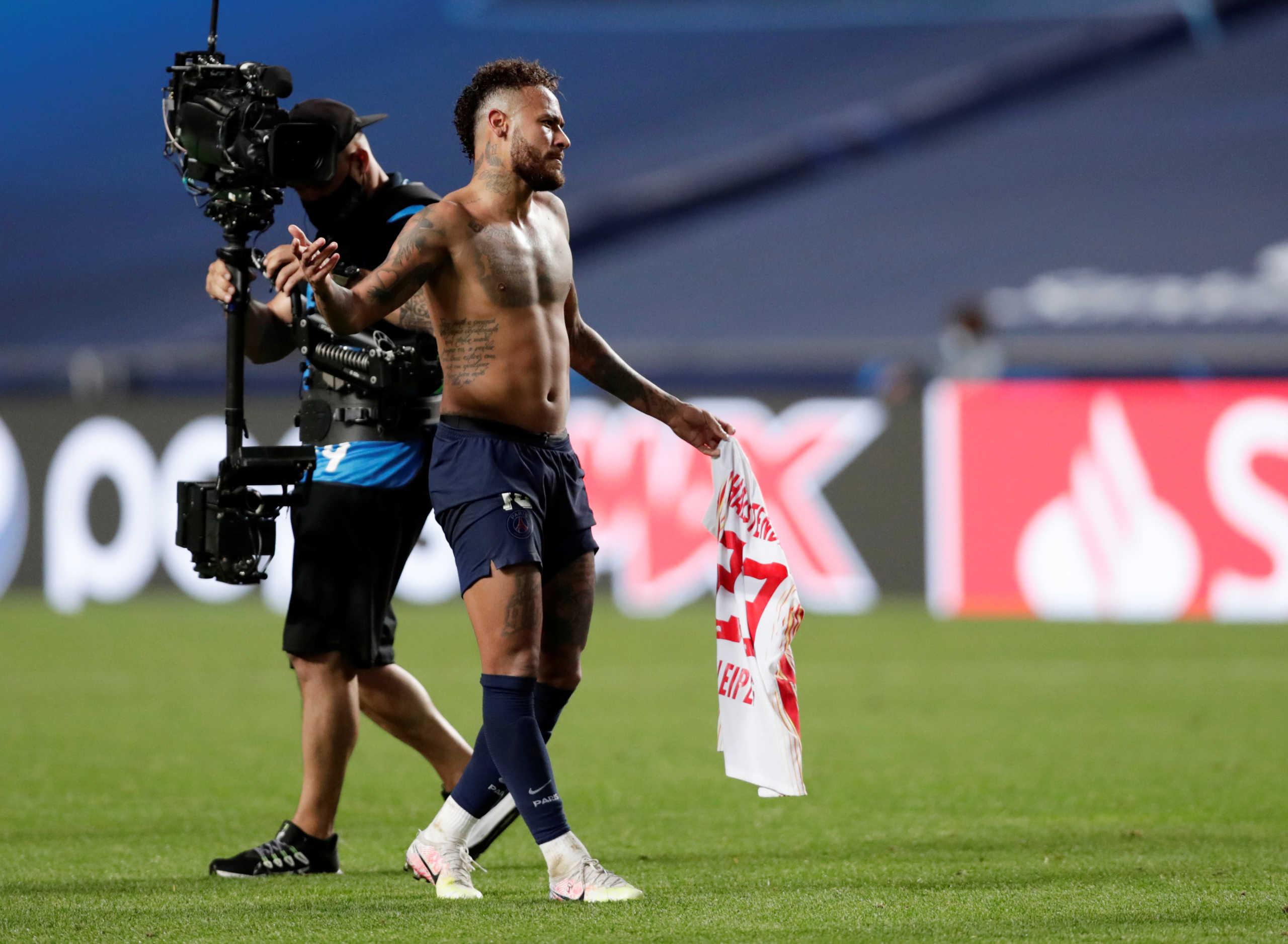 """Ο Νεϊμάρ κινδυνεύει να μείνει εκτός τελικού του Champions League – Το """"παραθυράκι"""" που υπάρχει"""