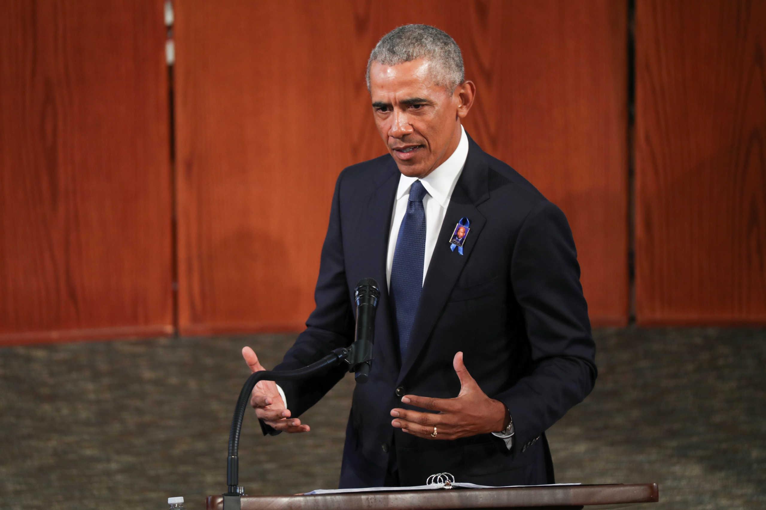 Πότε θα κυκλοφορήσει το βιβλίο με τα απομνημονεύματα του Ομπάμα