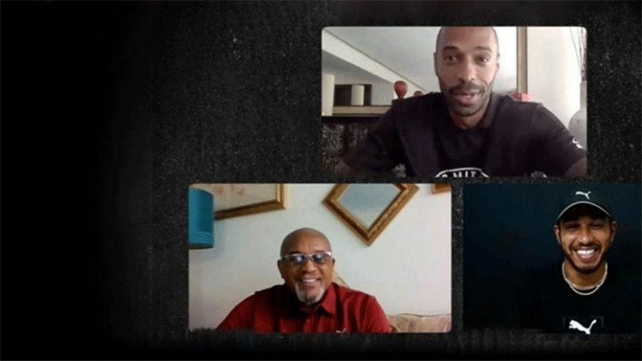 Puma: Λιούις Χάμιλτον, Τιερί Ανρί και Τόμι Σμιθ μιλάνε για τον ρατσισμό (pic, video)
