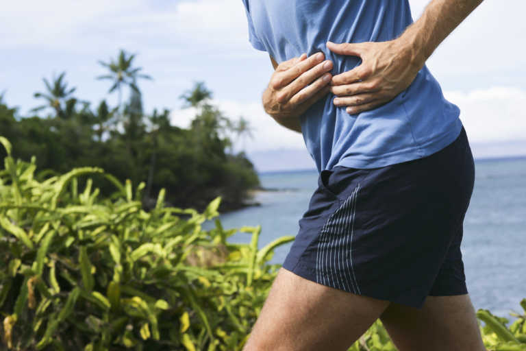 Άσκηση: Τι είναι η «σουβλιά» στην μια πλευρά του σώματος