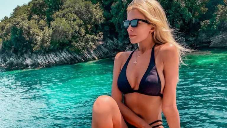 Κατερίνα Καινούργιου - Φίλιππος Τσαγκρίδης: Σκαφάτες διακοπές στα ελληνικά νησιά!