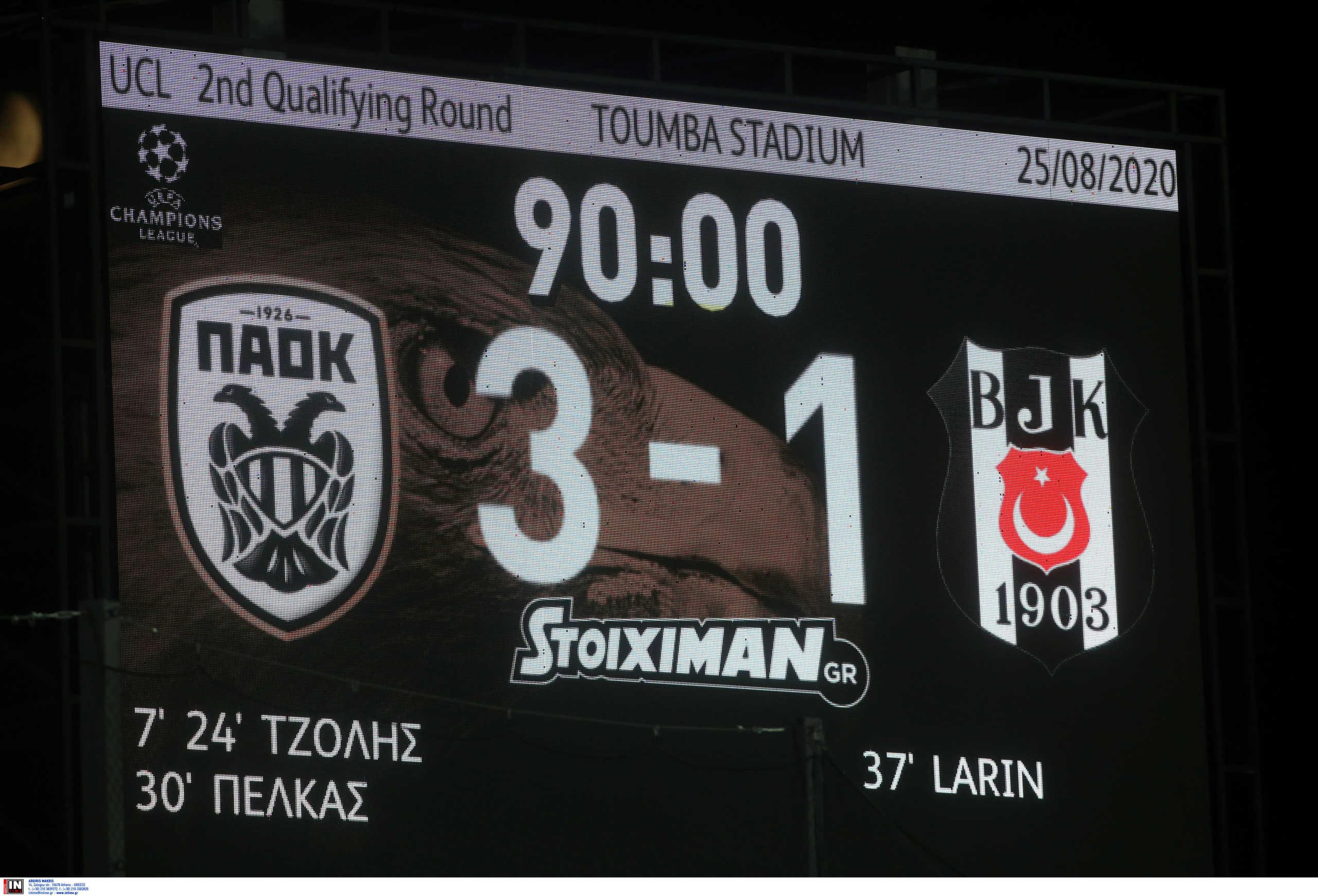 Βαθμολογία UEFA: Ο ΠΑΟΚ ανέβασε την Ελλάδα – Τουλάχιστον 18 ματς μπροστά μας