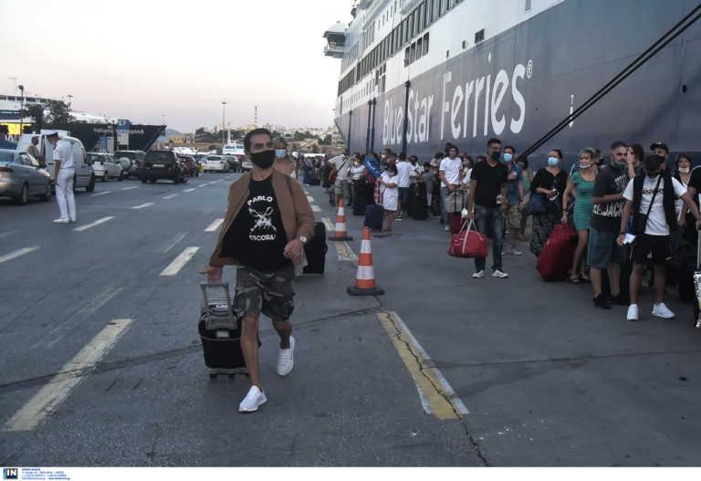 Επιστροφή με τεστ κορονοϊού για τους εκδρομείς του Δεκαπενταύγουστου - Θα σαρώσουν τα λιμάνια του Πειραιά και της Ραφήνας