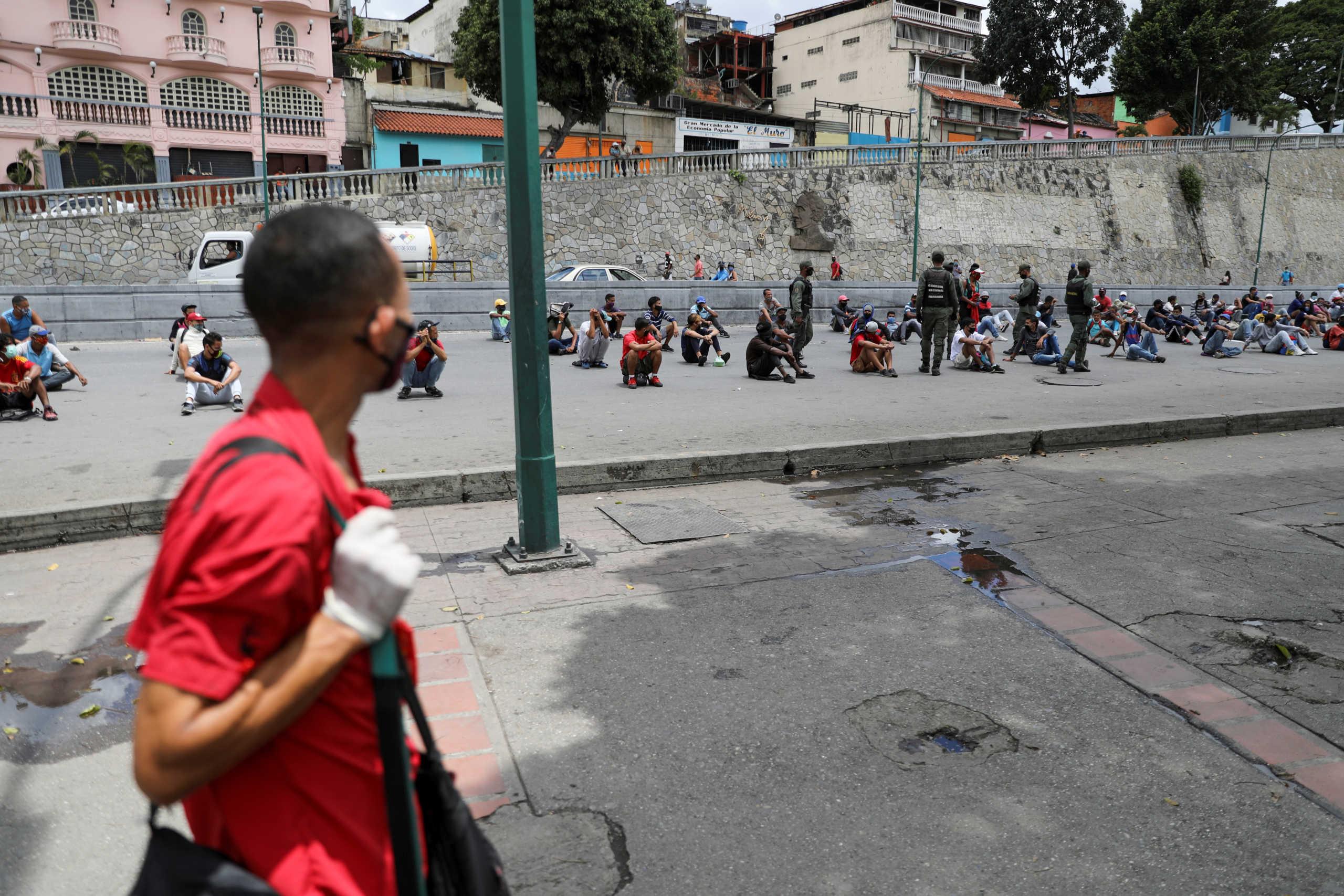 Κορονοϊός: Για πρώτη φορά πάνω από 1.000 κρούσματα σε μια μέρα στη Βενεζουέλα