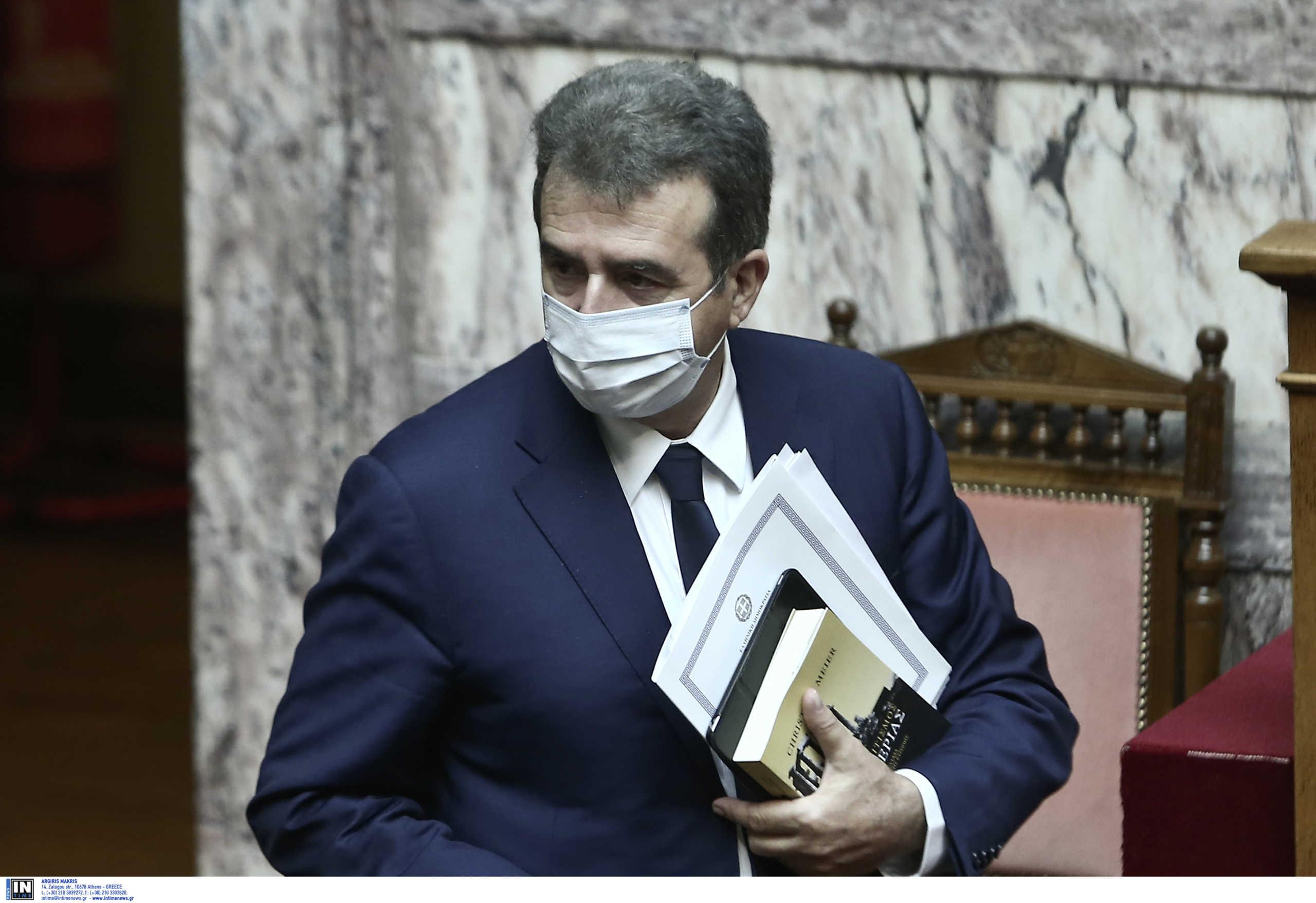 Χρυσοχοΐδης: Σε κανέναν δεν αρέσει η αστυνομία στα Πανεπιστήμια – Αναγκαστική πράξη