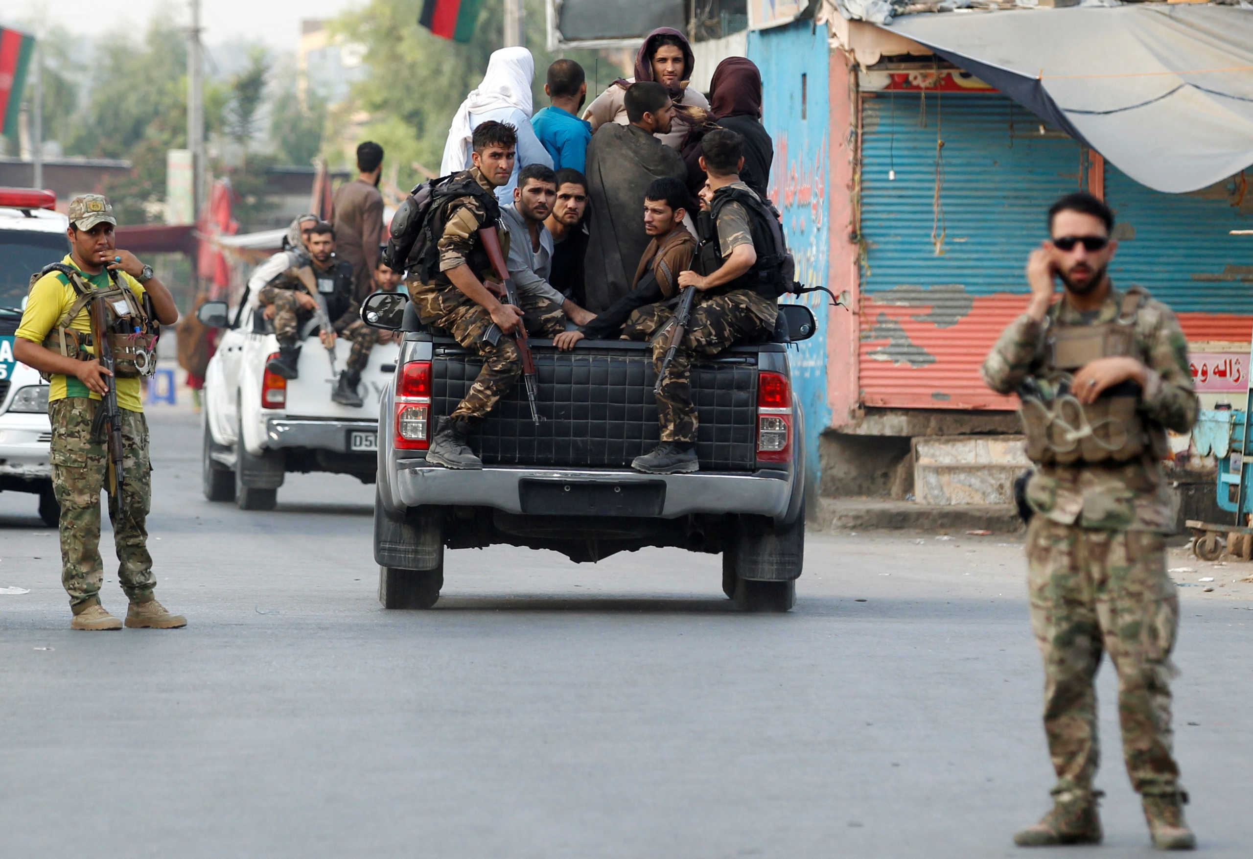 Βόρεια Μακεδονία: Θα φιλοξενήσει άμαχους από το Αφγανιστάν