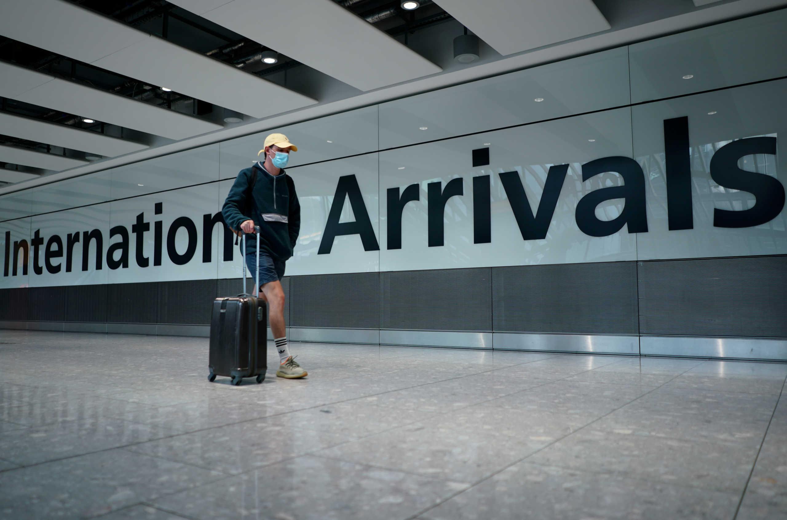 Βέλγιο: Σε καραντίνα επτά ημερών οι κάτοικοι που επιστρέφουν από το εξωτερικό