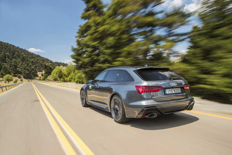 Audi RS 6 Avant: Δοκιμάζουμε το ισχυρότερο στέισον της αγοράς! [pics]