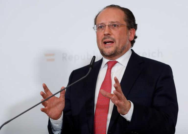 Ξεκάθαρη θέση της Αυστρίας: Να κινητοποιηθεί η Ε.Ε απέναντι στην Τουρκία