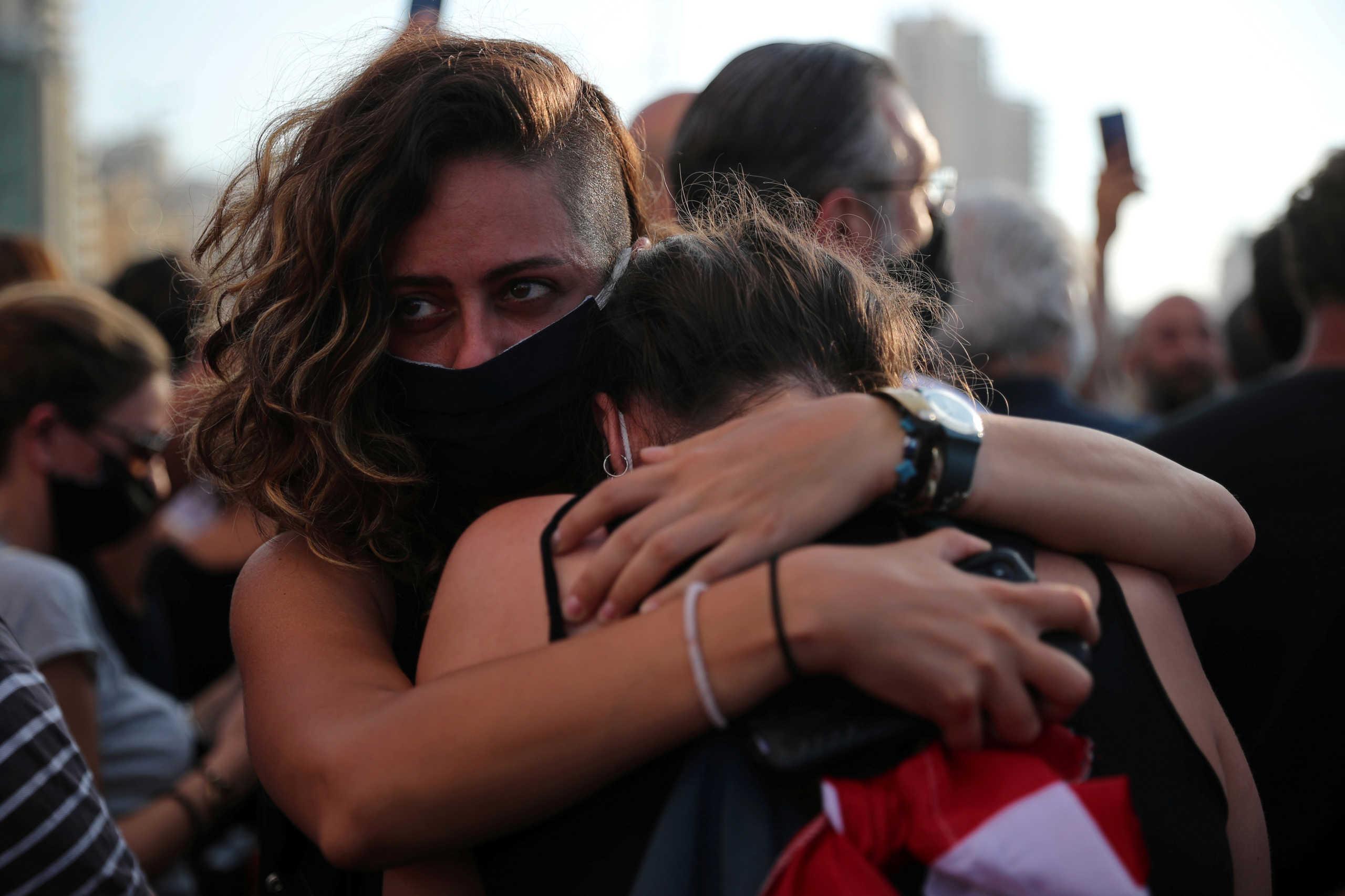 Βηρυτός: Ψυχικά τραυματισμένοι οι κάτοικοι μετά την φονική έκρηξη