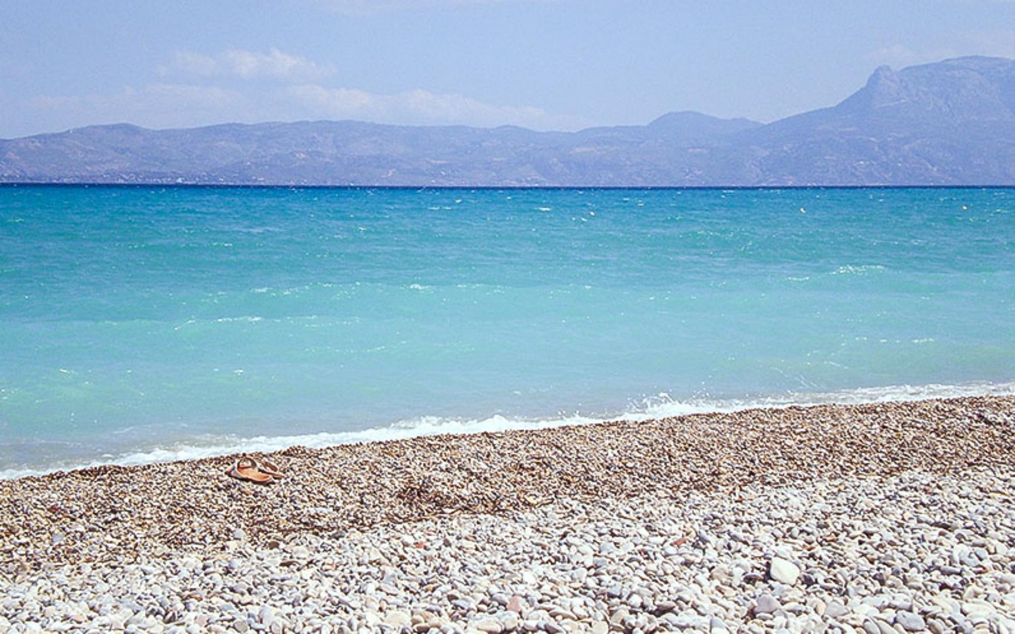 Κρήτη: Το πιο τρομακτικό μπάνιο της ζωής του! Του έσωσαν τη ζωή την τελευταία στιγμή
