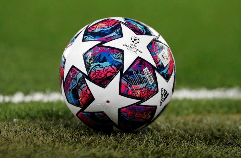 Champions League ΤΕΛΙΚΑ!