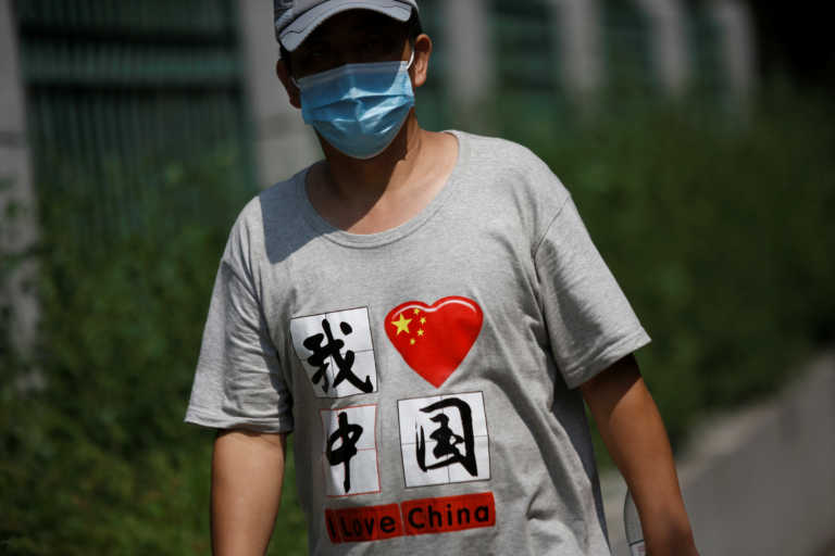 Μόνο… εισαγόμενος ο κορονοϊός στην Κίνα
