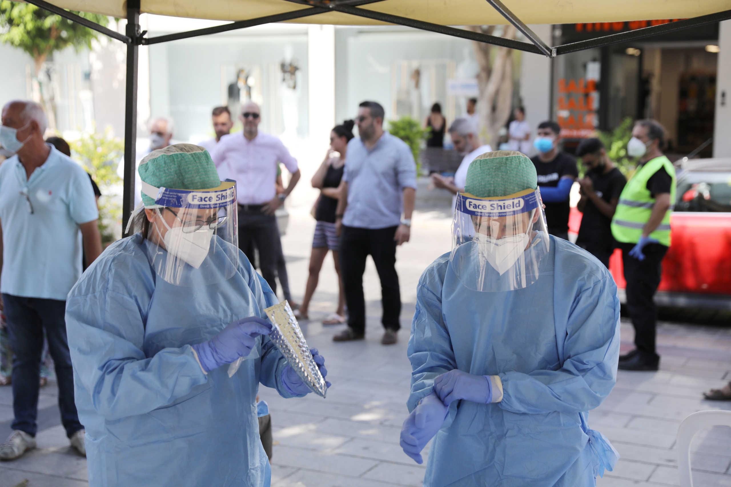 Κύπρος: 895 κρούσματα κορονοϊού το τελευταίο 24ωρο
