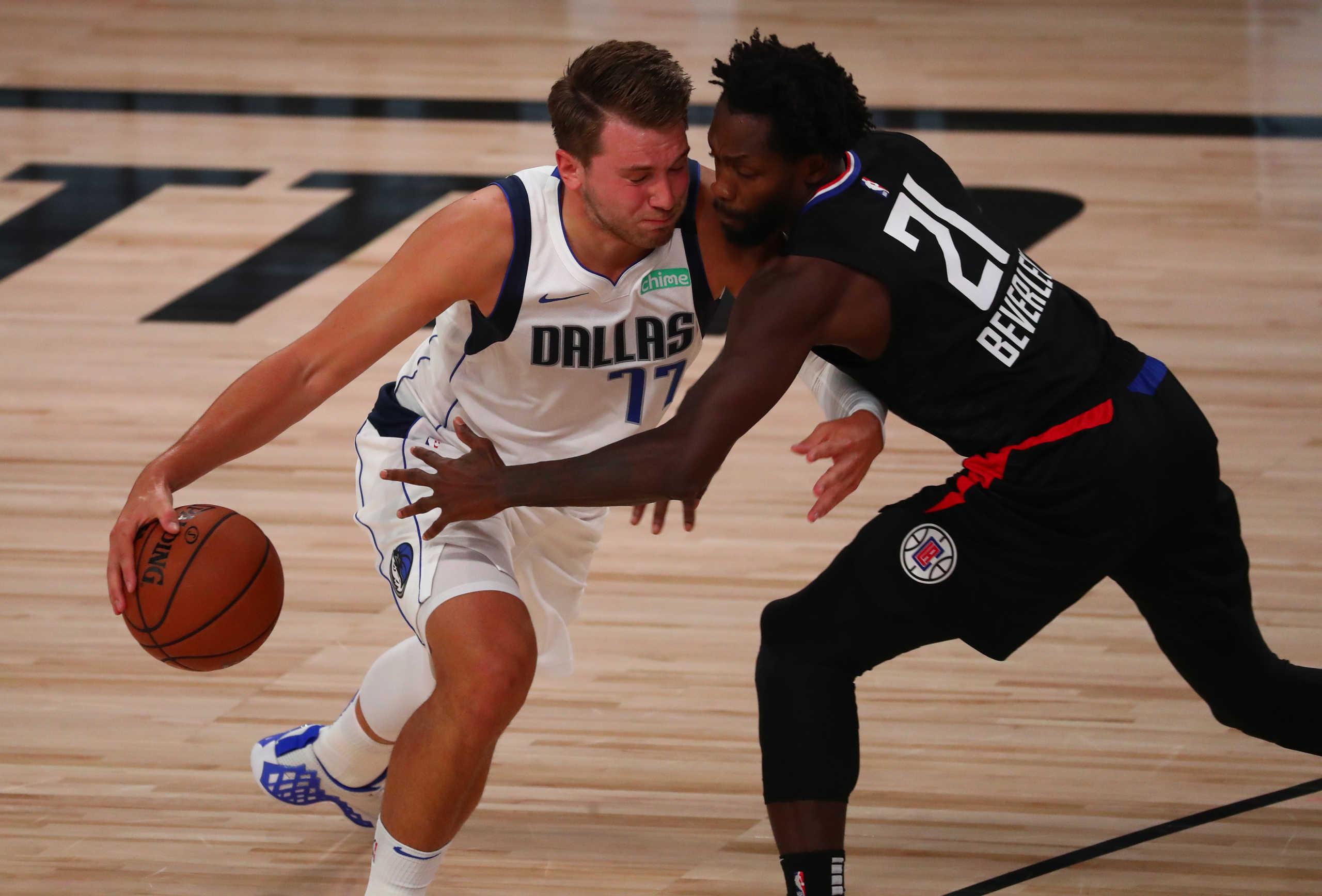 """NBA Play Off: """"Λύγισε"""" ο Ντόνσιτς παρά το """"μαγικό"""" πρώτο ματς (videos)"""