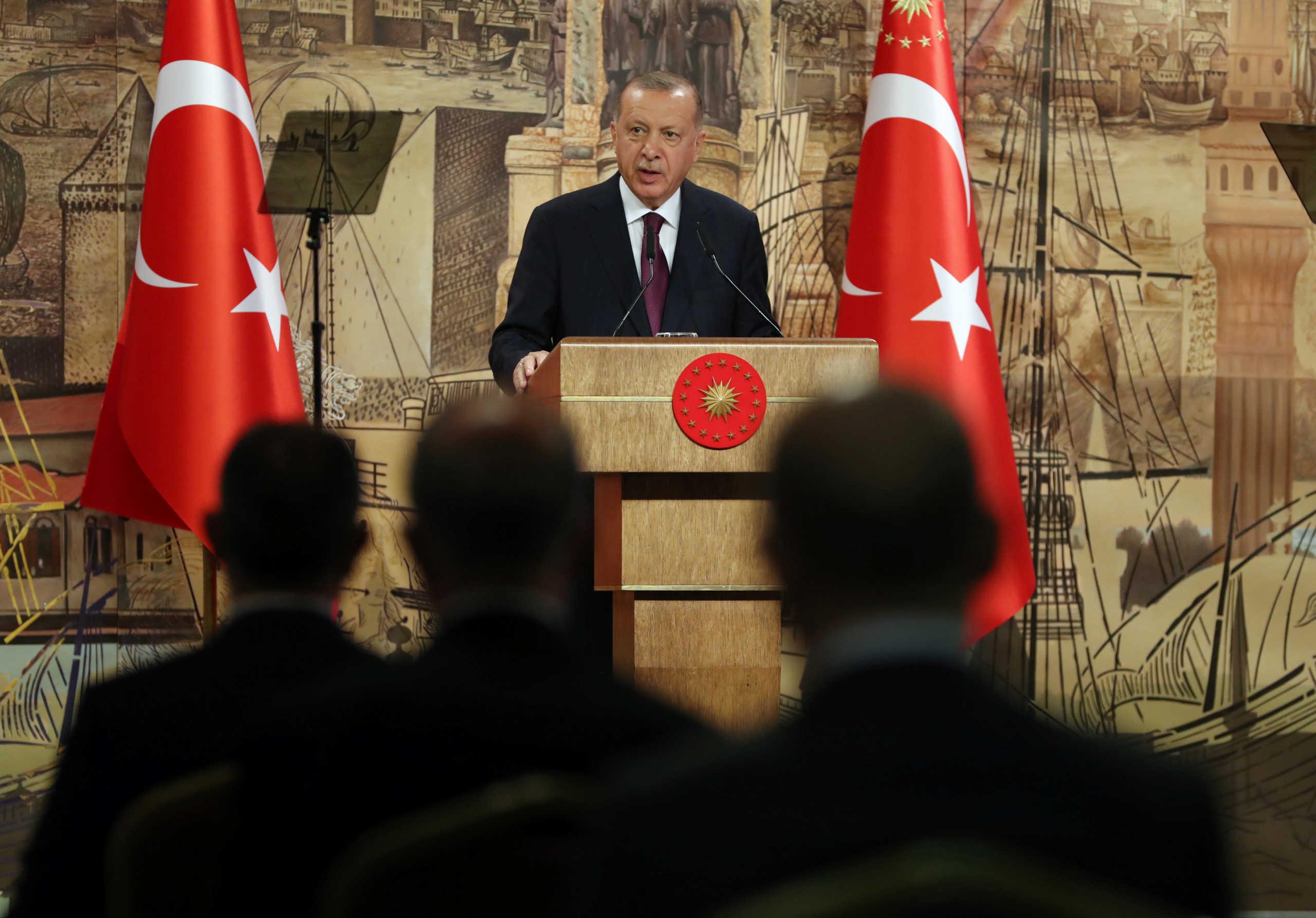 Ερντογάν: Ανακαλύψαμε 320 δισ. κυβικά μέτρα φυσικού αερίου στη Μαύρη Θάλασσα – Ελπίζουμε και στη Μεσόγειο!