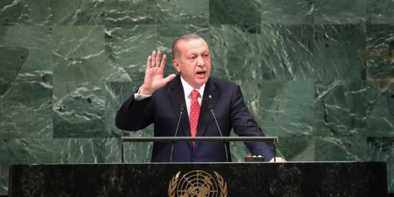 Νέο παραλήρημα Ερντογάν: Οι χώρες της Δύσης θέλουν να αρχίσουν και πάλι τις Σταυροφορίες